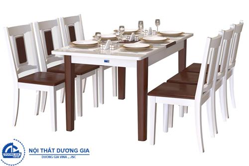 Bộ bàn ăn điều chỉnh kích thước HGB71AK10 + HGG71