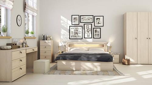 Thương hiệu và nhà cung cấp nội thất phòng ngủ gỗ
