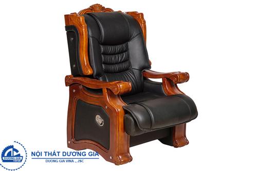 Ghế văn phòng bọc da cao cấp TQ26